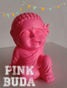 Pink buda!