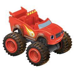 "Blaze and the Monster Machines ""mud"" Truck"