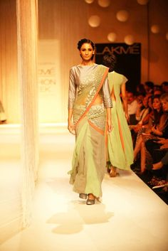Manish Malhotra | Lakme Fashion Week Winter 2013