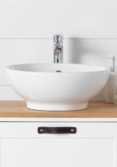FINE HANDFAT FRISTÅENDE 400X400X160 - Hafa badrum