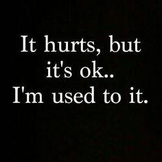 Pijn da ik voel voor jou S