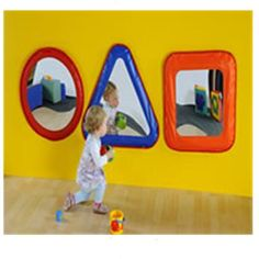 soft play mirrors
