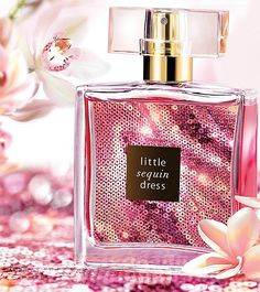 Avon Little Sequin Dress, Eau de Parfüm, 50 ml NEU