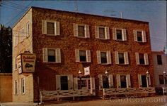 Hubbell House Mantorville, Minnesota Since 1854 this building served as a hotel, on the early stage line, and now has been restored and enlarged by Paul J. Pappas into one of the Midwest's finest spots