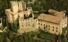 Castle in Trentino, Trento, LASINO