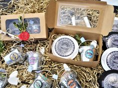 Gift set - Greek Seasoning Blend - Greek Flavors - Gourmet Gift Set- Food Gift- Greek natural salt with herbs and spices . Gourmet Gifts, Food Gifts, Ancient Greek Food, Marinate Meat, Greek Seasoning, Melting In The Mouth, Natural Salt, Seafood Pasta, Spices And Herbs