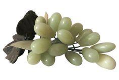 Bunch of Jadeite Grapes