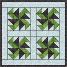 """Half Square Triangle Practice Pattern 