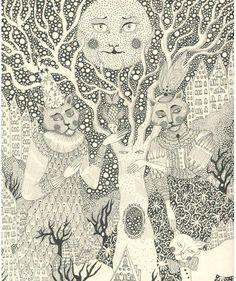 Artist: Daria Hlazatova Location: Chernivtsi, Ukraine Website: dariasgallery.blogspot.co.uk