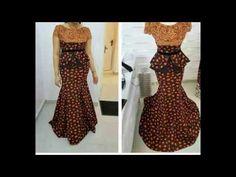 Ankara Skirt and Blouse Style: Beautiful Styles