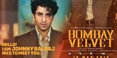 After the first trailer release of Bombay Velvet it took a while for the second trailer to see the light of day but now not keeping fans awaiting, director Anurag Kashyap has released the second trailer. In the first trailer we saw a glimpse of Bombay in the 1960's and its colourful night life. In this we were introduced to the film's character lead Johnny Bajaj as a cage fighter, Jazz singer Rosie and Kaizad Khambatta played by Karan Johar.