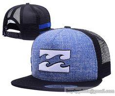 Billabong Mesh Snapback Hats Quick-drying cap 002 Hats For Men 6214741620d