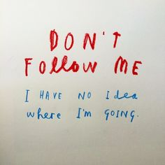 Quote by Oliver Jeffers Handwritten Typography, Typography Layout, Hand Lettering, Oliver Jeffers, Words Quotes, Sayings, Fabulous Quotes, Quote Citation, More Words