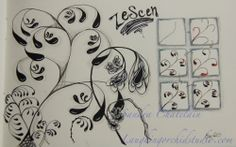 ZeScen …….. | Laughing Orchid Studio-Sandra Chatelain