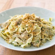 Pasta paired with artichoke hearts is an Italian favorite. We'd love it, too, if we didn't have to trim, steam, and extract the hearts.