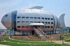 Fish building in India