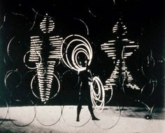 We are intensely aware of man as a machine and the body as a mechanism - drawings of Oskar Schlemmer  bauhaus  choreographer (4)