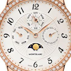 Bohème Perpetual Calendar Jewelry