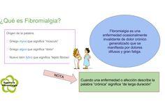¿Qué es Fibromialgia en pocaspalabras?