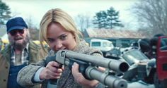 """(Part 1) - 'Joy' - December 25, 2015 -  Forget Festivus. The best new nearly-annual holiday tradition is a movie from the team of Jennifer Lawrence, Bradley Cooper, Robert De Niro, and director David O. Russell. Like their """"Silver Linings Playbook"""" and """"American Hustle,"""" """"Joy"""" looks like another comic rampage through the American id, where hucksterism high on adrenaline falls for its own sales pitch.  -  © TWC"""