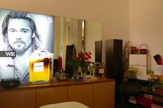 Gabinete de estética na Visage Perfumaria