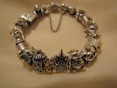 fairytale bracelet, wow. Heirloom present. For ebby. A new charm each birthday up until her 18th. Xxx