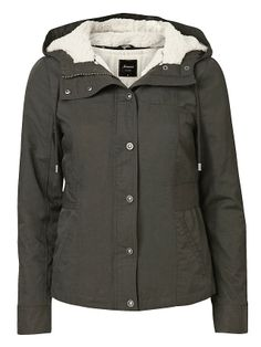 'Annie' Water Resistent Jacket - Want!! $79.99