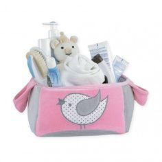 "Baby beauty case ""My lovely crib"" #baby #beautycase #lovelycrib"