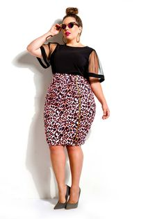 Are you ready for summer? New season essentials are here! Plus size clothing exclusively by Monif C.