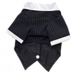 Pet Formal Tuxedo Suit & Dresses Clothes