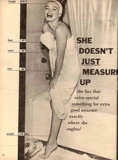 Marilyn Measures