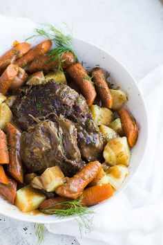 Instant Pot Recipes With Ground Beef And Potatoes.The BEST Instant Pot Dinners With Ground Beef Slow Cooker Or Pressure Cooker. Instant Pot Kielbasa Cabbage And Potatoes Recipe - Melanie Cooks. The Golden Ways Pressure Cooker Roast Beef, Instant Pot Pressure Cooker, Pressure Cooking, Roast Beef Recipes, Slow Cooker Recipes, Instapot Roast Beef, Crock Pot Roast Beef, Roast Beef Dinner, Crockpot Recipes