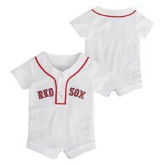 Mighty Mac Atlanta Braves MLB Baby Boys Infant Short-All and Creeper Set Navy-White-Red