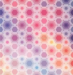 Available as Men's Apparels, T-Shirts & Hoodies, iPhone Cases, Samsung Galaxy Cases, Posters, Home Decors, Tote Bags, Pouches, Prints, Cards, Leggings, Mini Skirts, Scarves, iPad Cases, Laptop Skins, Drawstring Bags, Laptop Sleeves, and Stationeries  Hexagonal shapes in bright shades of colors. Vector illustration.  #Hexagonal #geometric #multicolor #bright #colors #pattern #abstract #digital #vector #candy #redbubble #prints