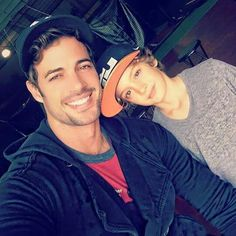 William Levy & his son Christopher