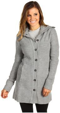 Patagonia - Merino Sweater Coat (Feather Grey) - Apparel on shopstyle.com