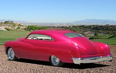 1951 MERCURY BARRIS CUSTOM THE ROSE