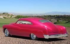 1951 MERCURY BARRIS- THE ROSE-