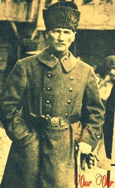 Büyük Taarruz'un az öncesi...(Akşehir)(1922)