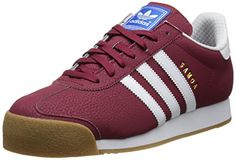 adidas Originals Men's Samoa Retro Sneaker,Collegiate Burgundy/Running White/Metallic/Gold,8 M US,Collegiate Burgundy/Running White/Metallic/Gold,8 M US adidas http://www.amazon.com/dp/B00LLSM30A/ref=cm_sw_r_pi_dp_J.cSwb105DSQM