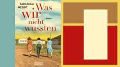 """Buchcover: """"Was wir nicht wussten"""" von Tarashea Nesbit"""