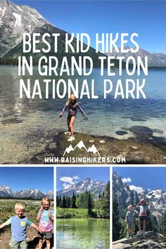 collagetetons Yellowstone Hikes, Yellowstone Vacation, Grand Teton National Park, National Parks, Vacation Trips, April Vacation, Vacations, Custer State Park, Best Places To Camp