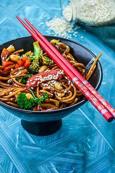 recipes-vegetable-teriyaki-noodles mygingergarlickitchen.com/ @anupama_dreams