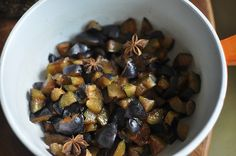 Plum & Star Anise Jam! So delicious!| Food in Jars, via Flickr