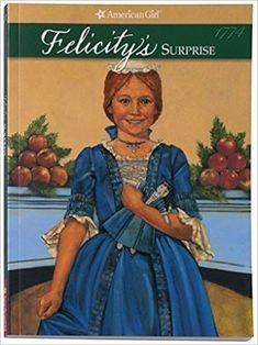The NOOK Book (eBook) of the Felicity's Surprise: A Christmas Story (American Girls Collection Series: Felicity by Valerie Tripp at Barnes & Noble. Ag Dolls, Girl Dolls, American Girl Books, American Girls, Pixie, American Girl Felicity, Princess Photo, Book Girl, Dollhouse Dolls
