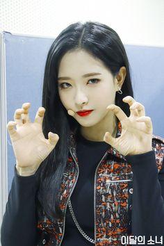 South Korean Girls, Korean Girl Groups, Cool Girl, My Girl, Dancing On My Own, Olivia Hye, Mean Girls, Girl Photos, I Am Awesome