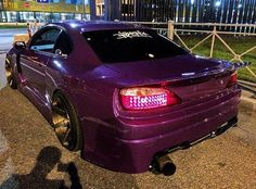 #Nissan #Silvia #S15 #Modified #JDM #Lowered #Fitment #WorkWheels