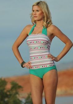 Modest Swimwear  - I really like this pattern