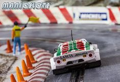 ManicSlots' slot cars and scenery: GALLERY: Ninco Lancia Stratos Monte Carlo Rally, Car Makes, Rally Car, Slot Cars, Car Manufacturers, Scenery, Gallery, Slot Car Tracks, Landscape