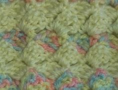 Slanted Shell stitch and many more free pdf downloads for stitches